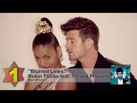 Billboard Hot 100 - No.1 Hits Songs Of 2013