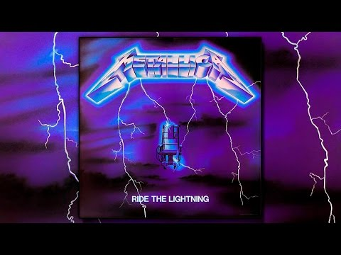 METALLICA  Ride the Lightning Full Album 1984