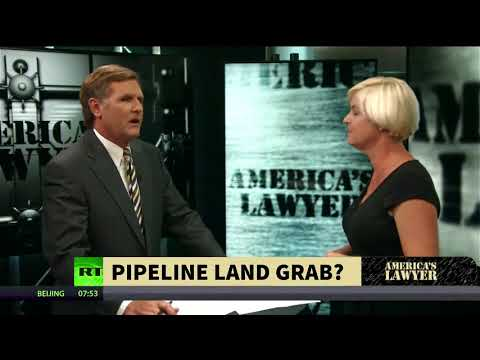 Why Pipeline Companies Can Take Your Private Land