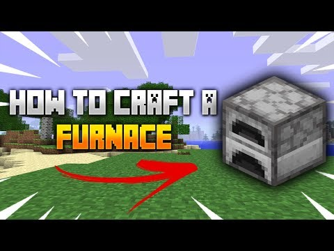 Minecraft How To Craft A Furnace 2020