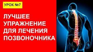 Урок 7. Лучшее упражнение для лечения позвоночника и спины. Приседание.