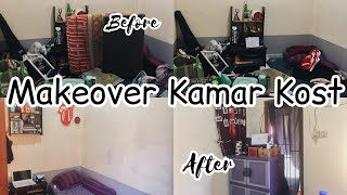 Download MAKEOVER KAMAR KOST SEMPIT | UKURAN 3m x 2,5m (Part1)