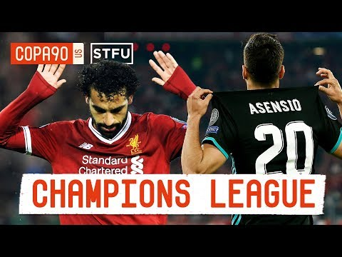 Champions League: Real Madrid Race Towards Final Against Liverpool? | STFU thumbnail