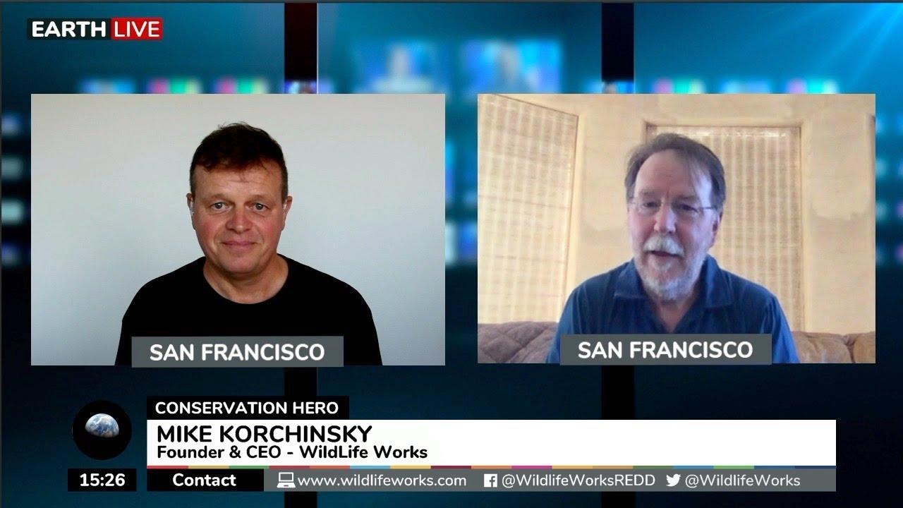 Mike Korchinsky Founder & CEO, WildLife Works Carbon
