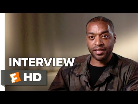 Triple 9 Interview - Chiwetel Ejiofor (2016) - Thriller HD
