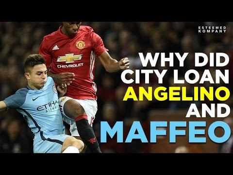 Why Have Man City Loaned Pablo Maffeo And Angelino?