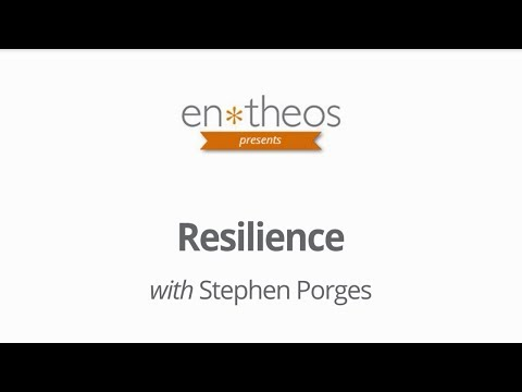 Stephen Porges and Rick Hanson on Resilience