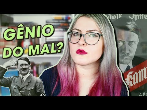 Minha Luta (Mein Kampf)   O LIVRO DO HITLER!