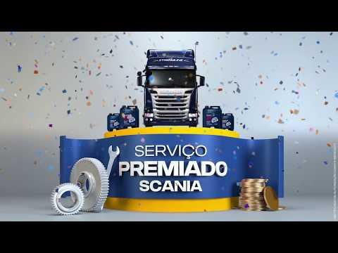 Promoção Scania Serviço Premiado!
