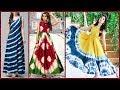 Beautiful Tie and Dye Dress Designing Ideas/Tye & Dye Kurti Designs