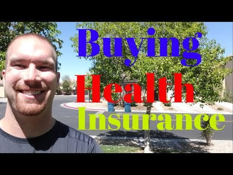 Advice On Buying Health Insurance In Las Vegas