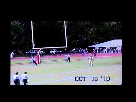 2010 Jefferson Township High School Varsity Football Game 7 Part 2
