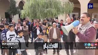 """مواطنو الكرك يطالبون بسحب """"قانون الضريبة"""" - (23-11-2018)"""