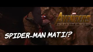 SPIDERMAN BAKAL MATI!!??  BREAKDOWN TRAILER & PREDIKSI AVENGERS INFINITY WAR !!!