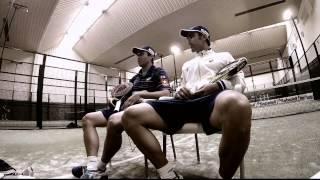 Entrevista a Fernando Belasteguín y Pablo Lima, jugadores de pádel