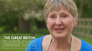 Why I Love Baking |Great British Bake Off - Val