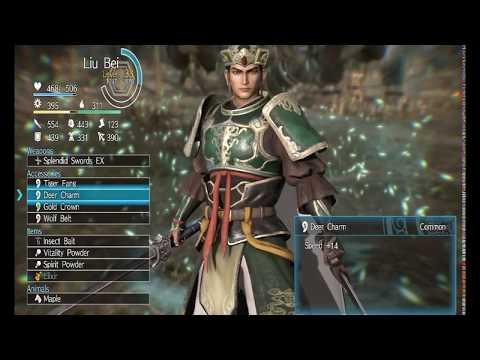 Dynasty Warriors 9 Shu Kingdom playthrough.