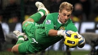 Joe Hart Best Saves Compilation!