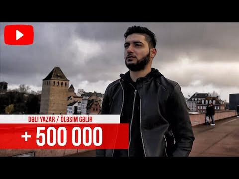 Deli Yazar - Ölesim Gelir (Official Music Video)