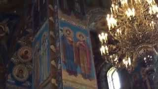Church of Our Savior on Spilled Blood Interior Tour