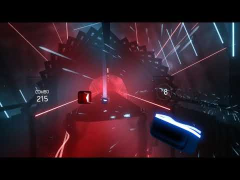 Expert Beat Saber Custom Song - Midnight City By M83