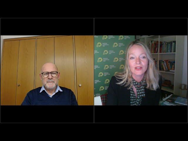 Zu Gast bei Thekla Walker  - Online Lesung mit Winne Hermann