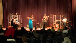 Althea Rene performs Free (LIVE)