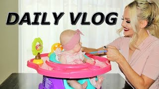 PARENTHOOD DAILY VLOG + LDS CONFERENCE || Jenessa Sheffield