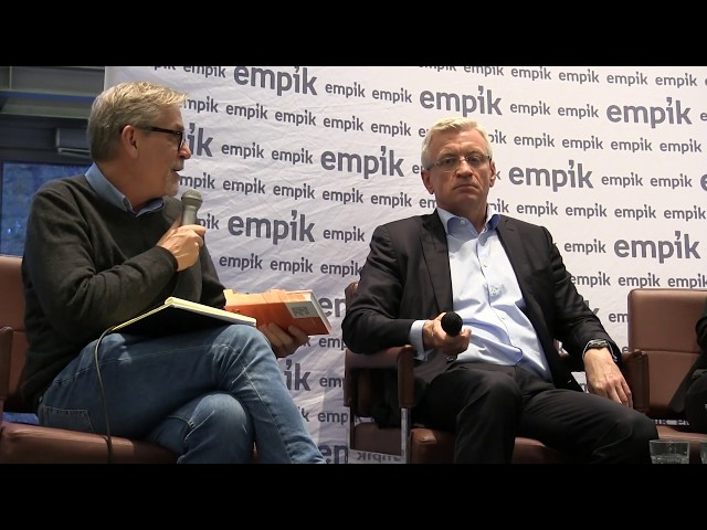 Prezydent Jacek Ja?kowiak (EMPiK Stary Browar Pozna? 2017-10-28) #1