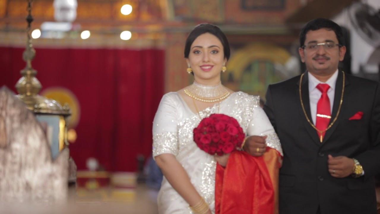 Kerala Orthodox Christian Wedding Wilkey Sejal Youtube