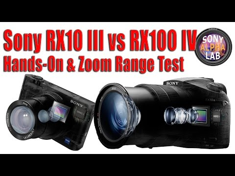 Sony RX10 III Ships and Reviews Start to Show! - Hi Speed Cameras