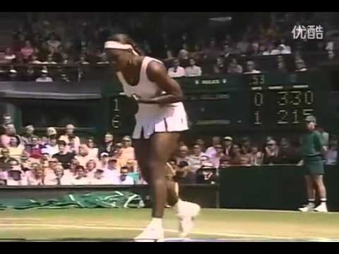 2004 Wimbledon Women's Singles Championship Maria Sharapova VS Serena Williams