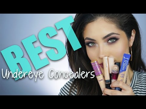 BEST Under Eye Concealers + Creaseless Concealer TIPS | Melissa Alatorre