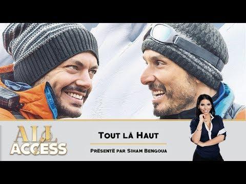 ALL ACCESS - A l'avant-première du film Tout Là-Haut (Kev Adams, Vincent Elbaz...)