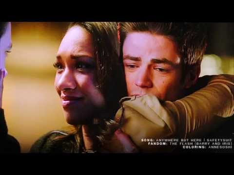 Barry & Iris | Future doesn't sound so bad