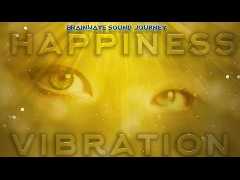 Happiness Vibration - Serotonin Release Music in Minutes - 10Hz Binaural Beats (POWERFUL MEDITATION)