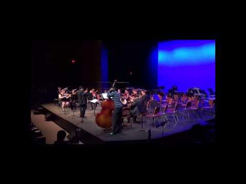 Abington Friends School. Upper School Strings. Brandenburg 3