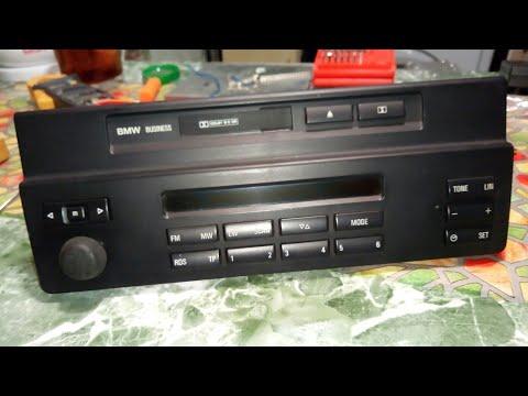 Редкая магнитола BECKER                  BMW E39 LIFT RADIO BUSINESS C53 6918867