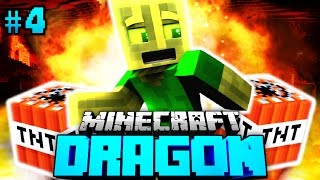 WAS war DAS?! - Minecraft Dragon #04 [Deutsch/HD]