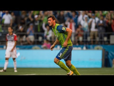 Interview: Brad Evans on Jordan Morris' game-winning goal in the Gold Cup Final