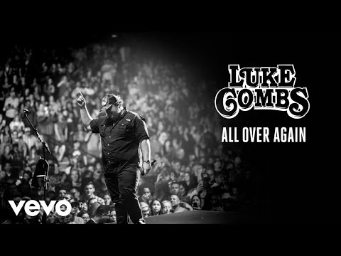 Luke Combs - All Over Again (Audio)