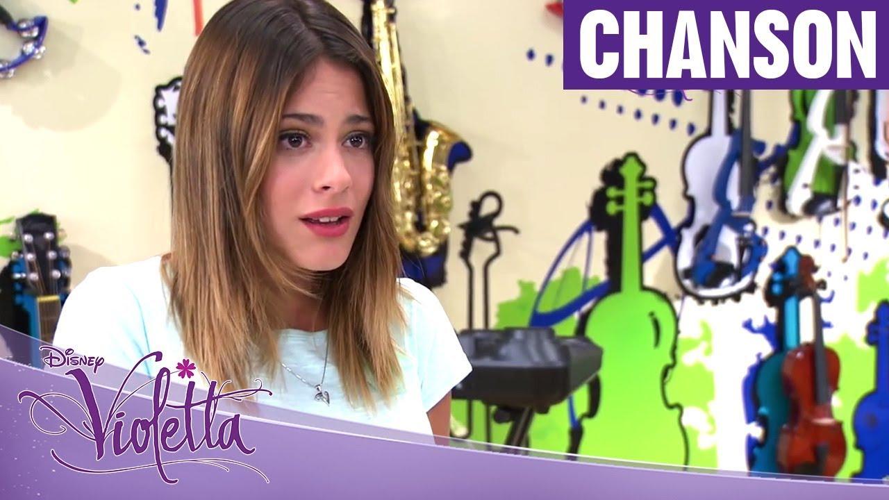 Violetta saison 2 hoy somos mas pisode 17 violetta diego exclusivit disney channel - Musique violetta saison 2 ...