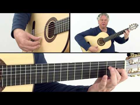 Flamenco Guitar Lesson - Intro Soleá - John Fillmore