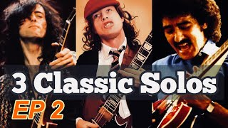 3 Classic Guitar Solos Ep. 2