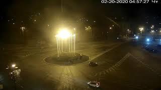 Фото Веб-камера Киев Европейская площадь  Майдан 2020 02 20