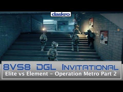NSD Invitational 8v8 - Game 3 TE vs Element on Metro Part 2