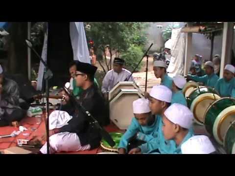 Gambus Hadroh Dawaus Syauqiy - Alfa Salam Fahmi Ahmed