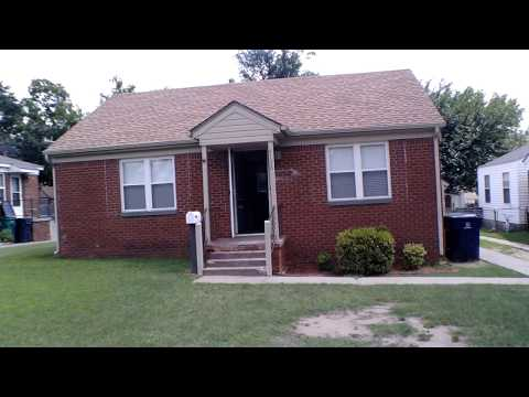 Oklahoma City Homes for Rent 2BR/1BA by Property Management in Oklahoma City