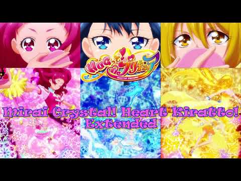 Mirai Crystal! Heart Kiratto! - Hugtto Precure Music Extended