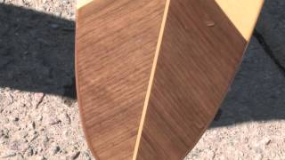 Canoe Paddles: Bending Branches, Sanborn Canoe Co | Review | Canoeroots | Rapid Medias